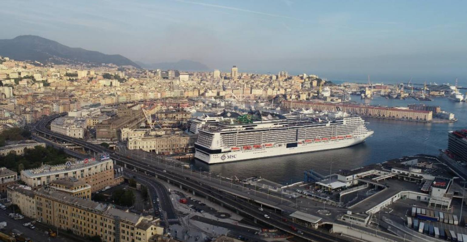 MSC Grandiosa Completes Successful Return To Cruising ...